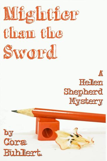 Mightier than the Sword - Helen Shepherd Mysteries #9 - cover
