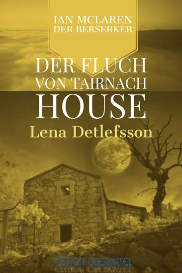 Der Fluch von Tairnach House - cover