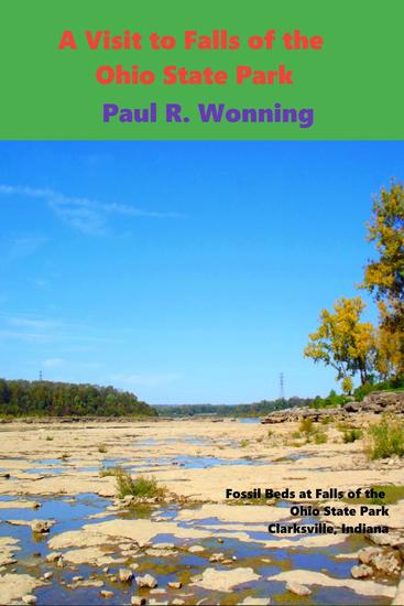 A Visit to Falls of the Ohio State Park - Indiana State Park Travel Guide Series #2 - cover