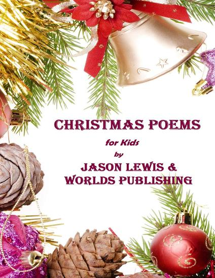 Christmas Poems for Kids - Poems for Kids #1 - cover