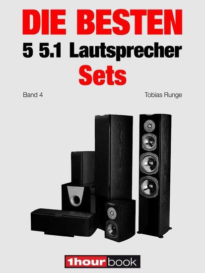 Die besten 5 51-Lautsprecher-Sets (Band 4) - 1hourbook - cover