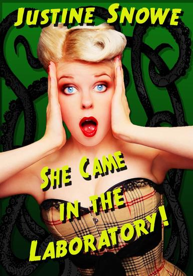 She Came in the Laboratory - cover