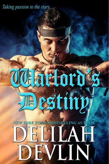 Warlord's Destiny - cover