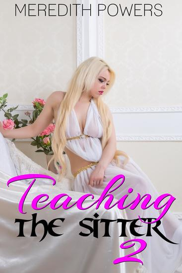 Teaching the Sitter 2 - Teaching the Sitter #2 - cover