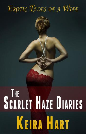 The Scarlet Haze Diaries - cover