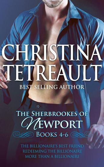 The Sherbrookes of Newport Box Set 2 - The Sherbrookes of Newport - cover