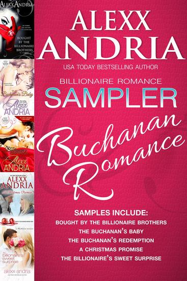 Billionaire Romance Sampler - cover
