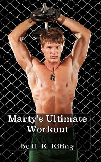 Marty's Ultimate Workout - cover