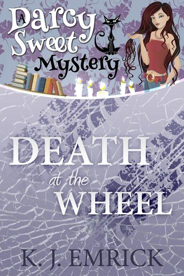 Death at the Wheel - Darcy Sweet Mystery #12 - cover