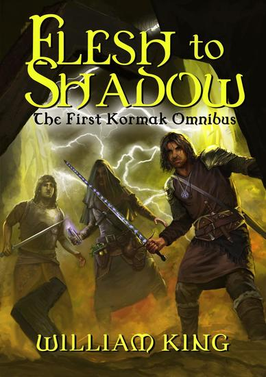 The Kormak Saga (Omnibus Edition) - Kormak Omnibus #1 - cover