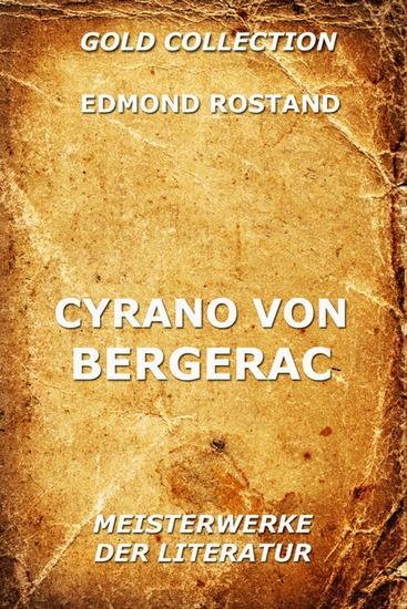 Cyrano von Bergerac - Erweiterte Ausgabe - cover