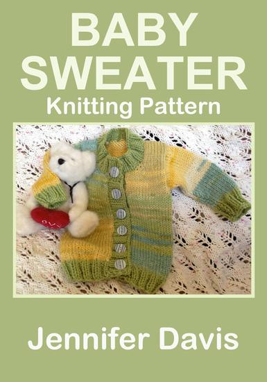 Baby Sweater: Knitting Pattern - cover