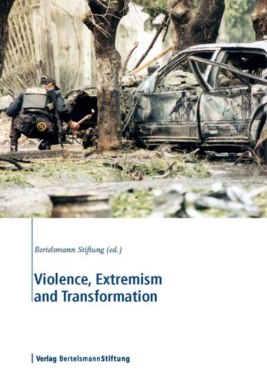Violence Extremism and Transformation - cover