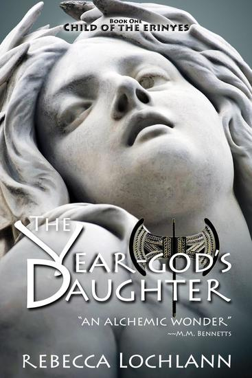 The Year-God's Daughter - The Child of the Erinyes #1 - cover