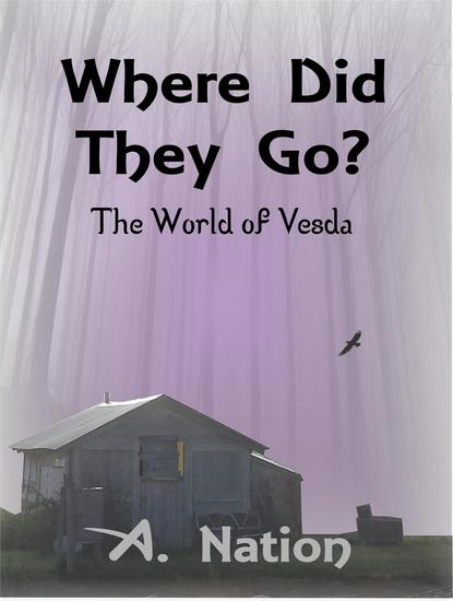 Where Did They Go? - The World of Vesda - cover