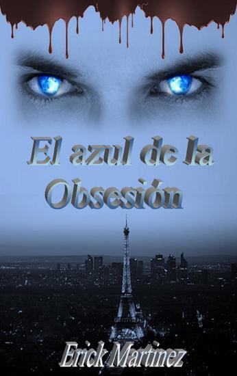 El azul de la obsesión - El reflejo púrpura #2 - cover