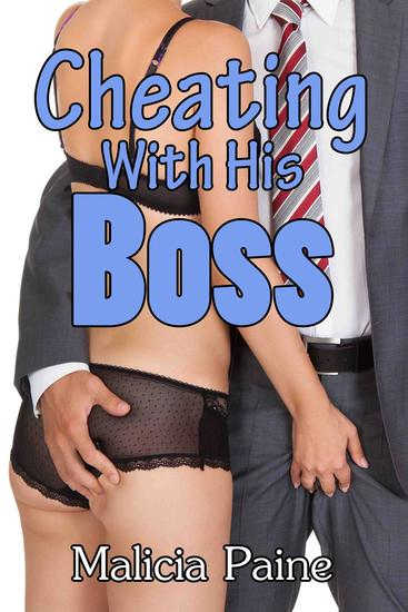 Cheating With His Boss - cover