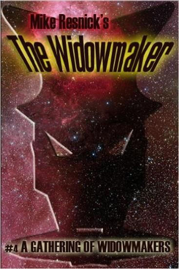 A Gathering of Widowmakers - The Widowmaker #4 - cover