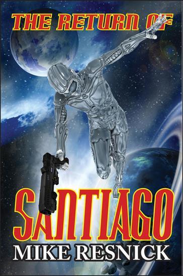 The Return of Santiago - Santiago - cover
