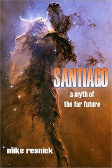 Santiago: A Myth of the Far Future - Santiago #1 - cover