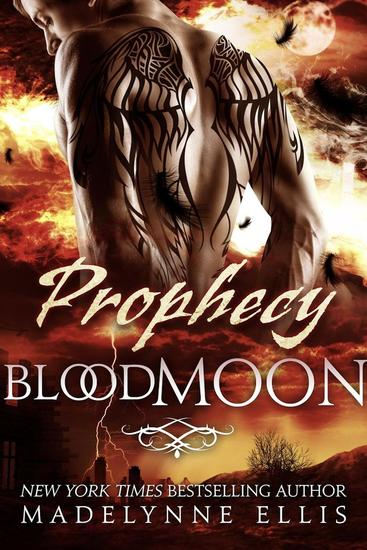 Prophecy (Blood Moon #1) - Blood Moon #1 - cover