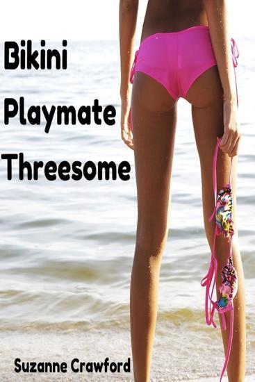 Bikini Playmate Threesome - cover