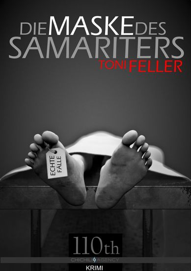 Die Maske des Samariters - cover