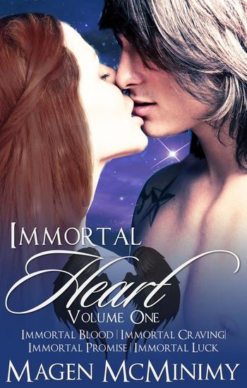 Immortal Heart Box Set 1 - cover