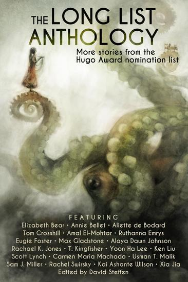 The Long List Anthology: More Stories from the Hugo Award Nomination List - cover