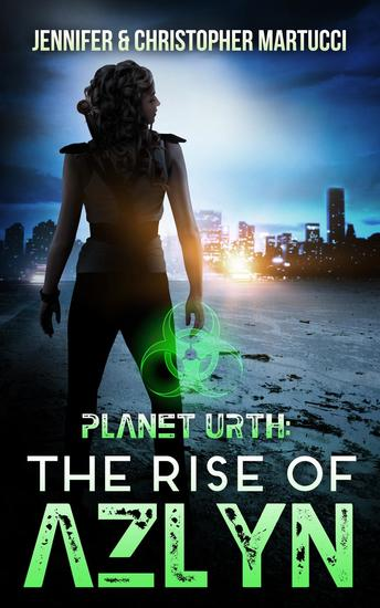 Planet Urth: The Rise of Azlyn (Book 4) - Planet Urth - cover