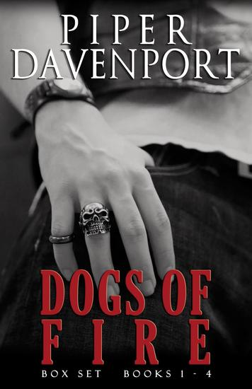 Dogs of Fire Boxed Set - Dogs of Fire - cover