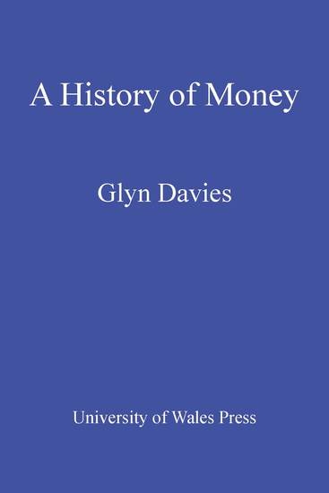 History of Money - cover