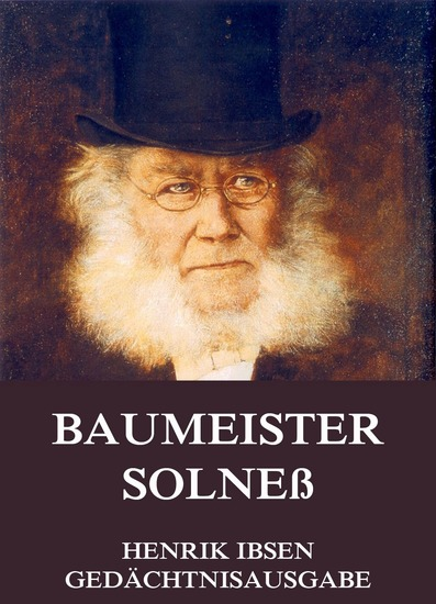 Baumeister Solneß - Erweiterte Ausgabe - cover