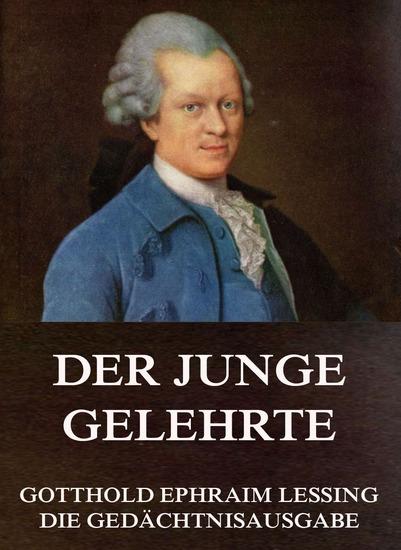 Der junge Gelehrte - Erweiterte Ausgabe - cover