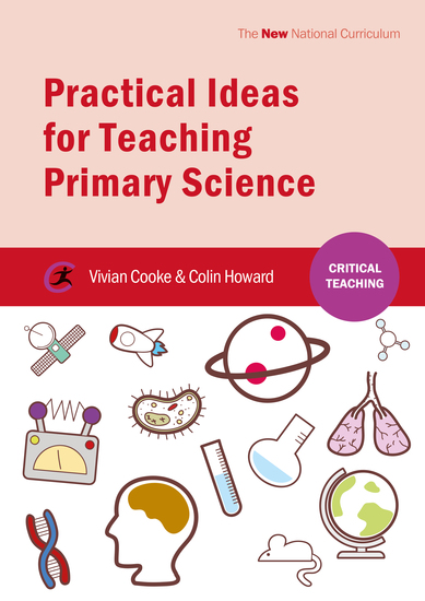 Practical Ideas for Teaching Primary Science - cover