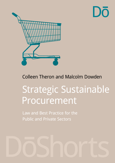Strategic Sustainable Procurement - Law and Best Practice for the Public and Private Sectors - cover