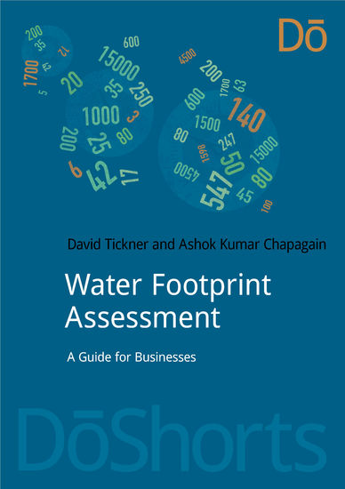 Water Footprint Assessment - A Guide for Business - cover