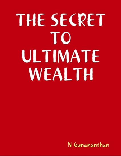 The Secret to Ultimate Wealth - cover