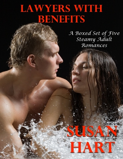 Lawyers With Benefits – a Boxed Set of Five Steamy Adult Romances - cover