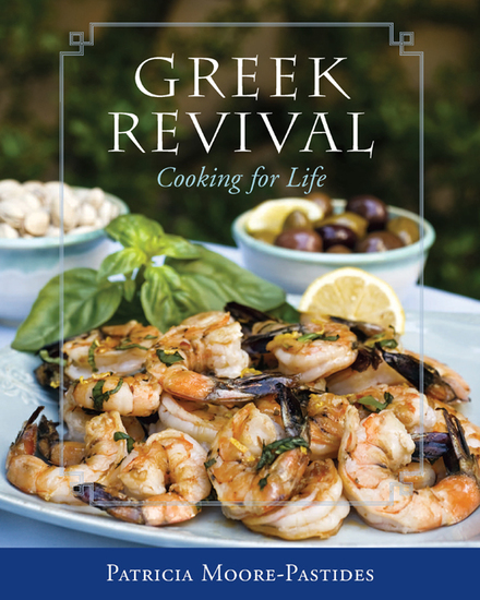 Greek Revival - Cooking for Life - cover
