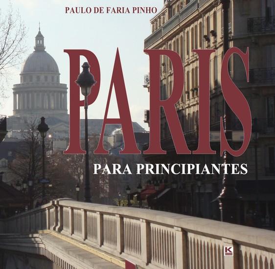Paris para principiantes - cover