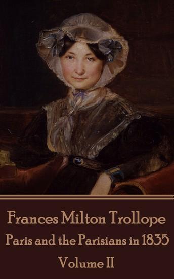 Paris and the Parisians in 1835 - Volume II - Volume II - cover