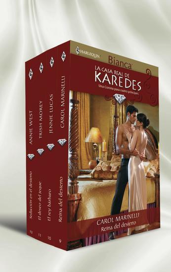 Pack La Casa Real de Karedes 3 - cover