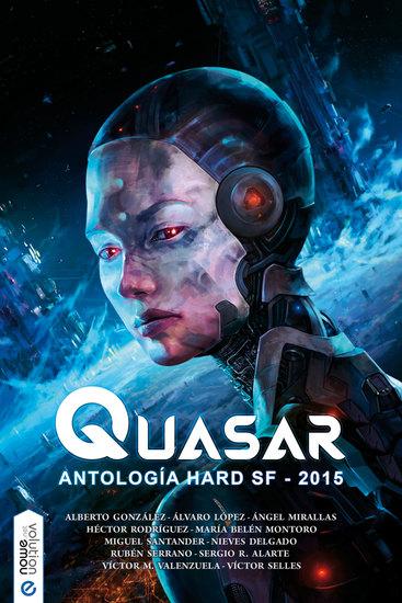 Quasar - Antología hard SF 2015 - cover