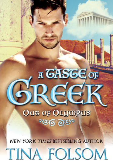A Taste of Greek - cover