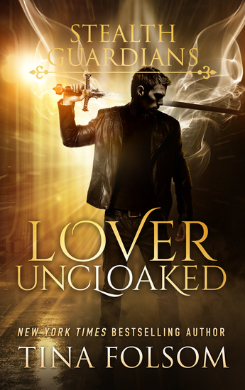 Lover Uncloaked - cover