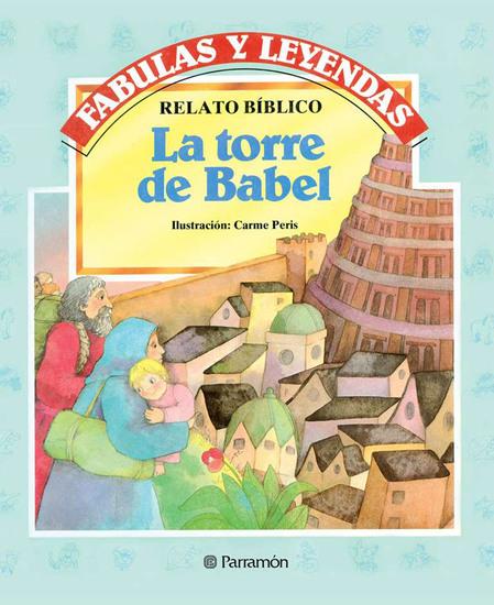La torre de Babel - cover