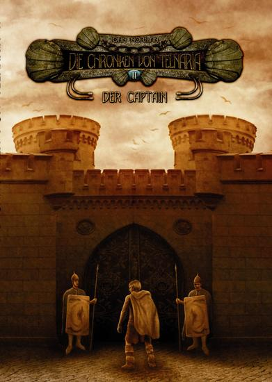Die Chroniken von Telnaria 2 - Der Captain - cover