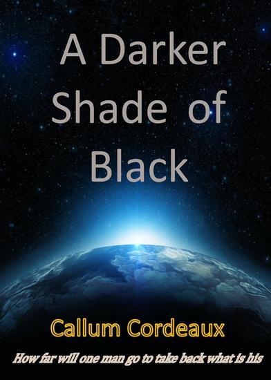 A Darker Shade of Black - Dark Divider #1 - cover