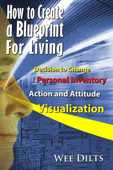How to Create a Blueprint for Living - cover